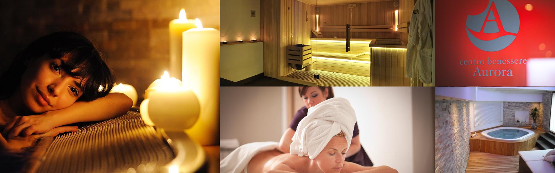 centro benessere terme libere spa hotel aurora